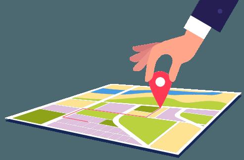north london party wall surveyor map