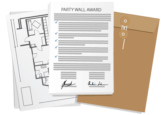 party wall agreement